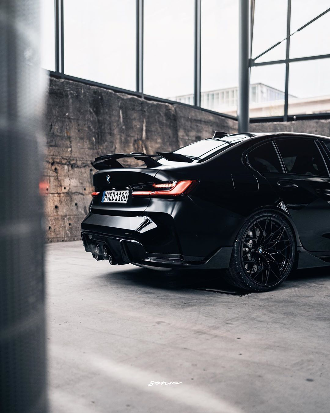 Name:  Black G80 M3 M Performance Parts 11.jpg