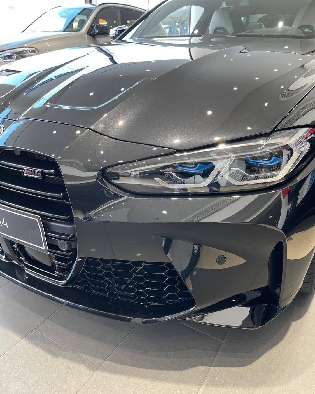 Name:  Black Sapphire Metallic G82 M4 Competition at dealer 1a.jpg Views: 27377 Size:  142.9 KB